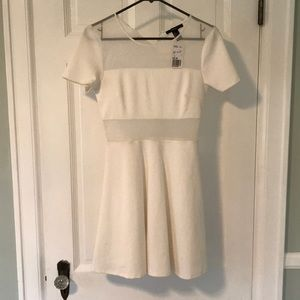 White dress new with tags